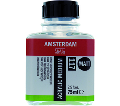 Maalimeedium akrüülile matt 75ml